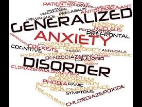 Online Treatment for Generalized Anxiety Disorder (GAD) - Get Help from an Online Therapist