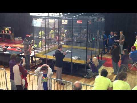EWCTC Vs  Western Area CTC Noble Effort- Finals Cal U
