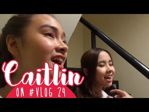 Caitlin on #VLOG 24 - Baper #AdaCintaDiSMA Di Malang, Medan, Palembang!