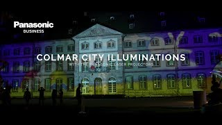 Colmar City Illuminations with the Panasonic Laser...