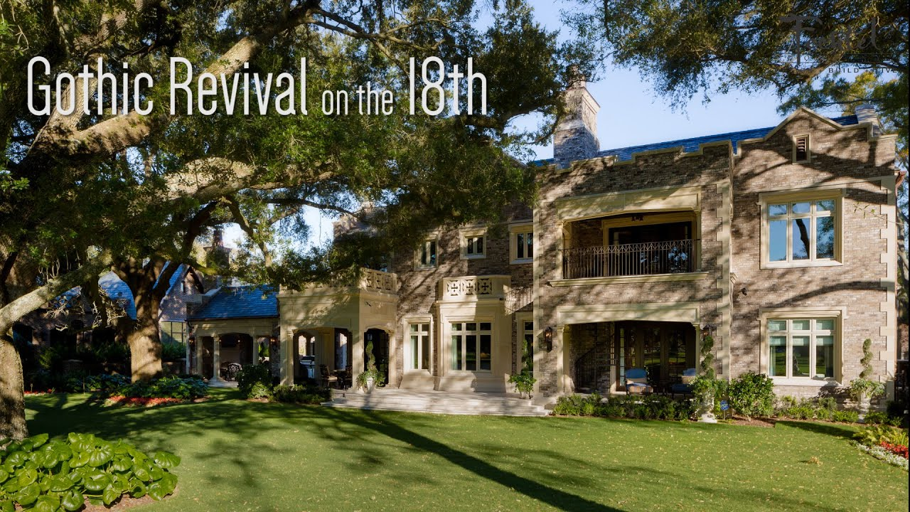 Architecture spotlight 65 gothic revival by the fechtel for Architecture companies in florida