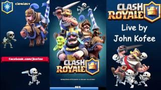 LIVE | Nowy challenge, przykładowe walki, CoC w kuchni | Clash of Clans | Clash Royale