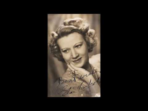 "Elsie Carlisle - ""Let There Be Love"" (1941)"