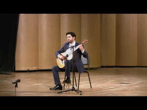 Rafael Aguirre - Chaconne By J.S. Bach