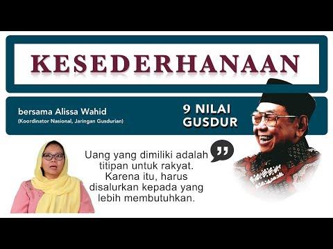 GITU AJA KOK REPOT!! HADAPI MASALAH KOMPLEKS DENGAN SEDERHANA (9 Nilai Gus Dur)