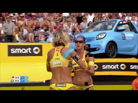 Perfection perfected - the women's final at smart Major Hamburg