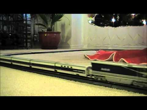 Amtrak Talgo – HO Scale