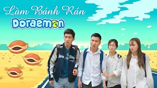 Làm Bánh Rán Doraemon - Gãy TV