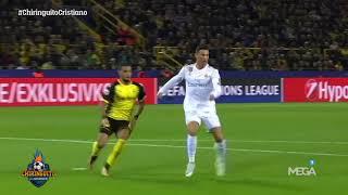 El PARTIDAZO de Cristiano ante el Dortmund analizado AL DETALLE con IMÁGENES EXCLUSIVAS