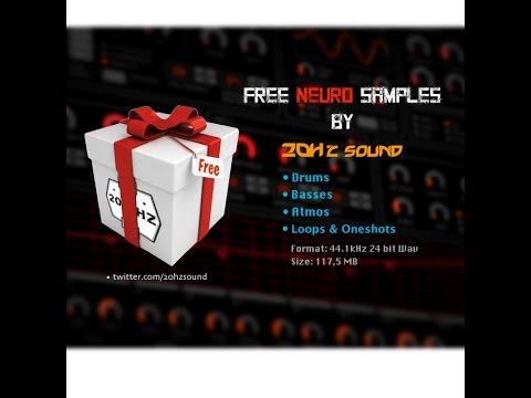 [FREE] Neurofunk Sample pack by 20Hz_Sound