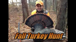 Fall Turkey Hunting .17 HMR - Nicole