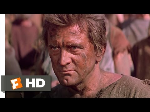 I'm Spartacus  Spartacus 810 Movie  1960 HD