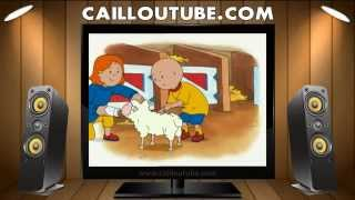 CaillouTube - Elephants!, Caillou and the Sheep - Caillou in English - Latest Episode 2015 [HD]