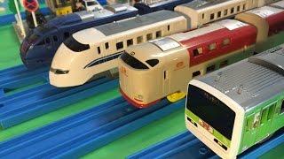 ★ ● ◆ игрушечный поезд ◆ ● ★ 40 различных Японский игрушечный поезд (00067 RU)(игрушечный поезд ◇ ○ ☆ 40 различных Японский игрушечный поезд プラレール Plarail 私たちのFacebookのページのよう..., 2015-10-16T14:30:01.000Z)