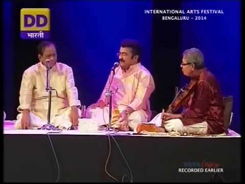 Dr M Balamuralikrishna-01-OmkAra praNava OWN VARNAM Shanmukhapriya