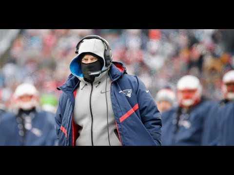 Belichick Is Trying To Show Players Never Let Snow Stop You From Greatness