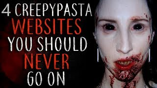 4 Creepypasta Websites You Should NEVER Go On