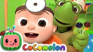 Doctor Checkup Song | Going To The Doctors | CoComelon Nursery Rhymes & Kids Songs