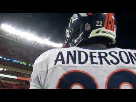 C.J. Anderson | Denver Broncos Highlights