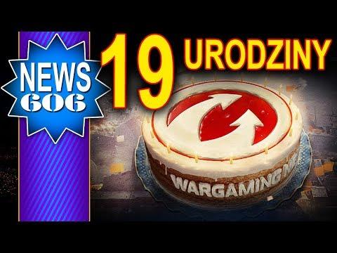 19 urodziny i Pudle do wygrania - NEWS - World of Tanks