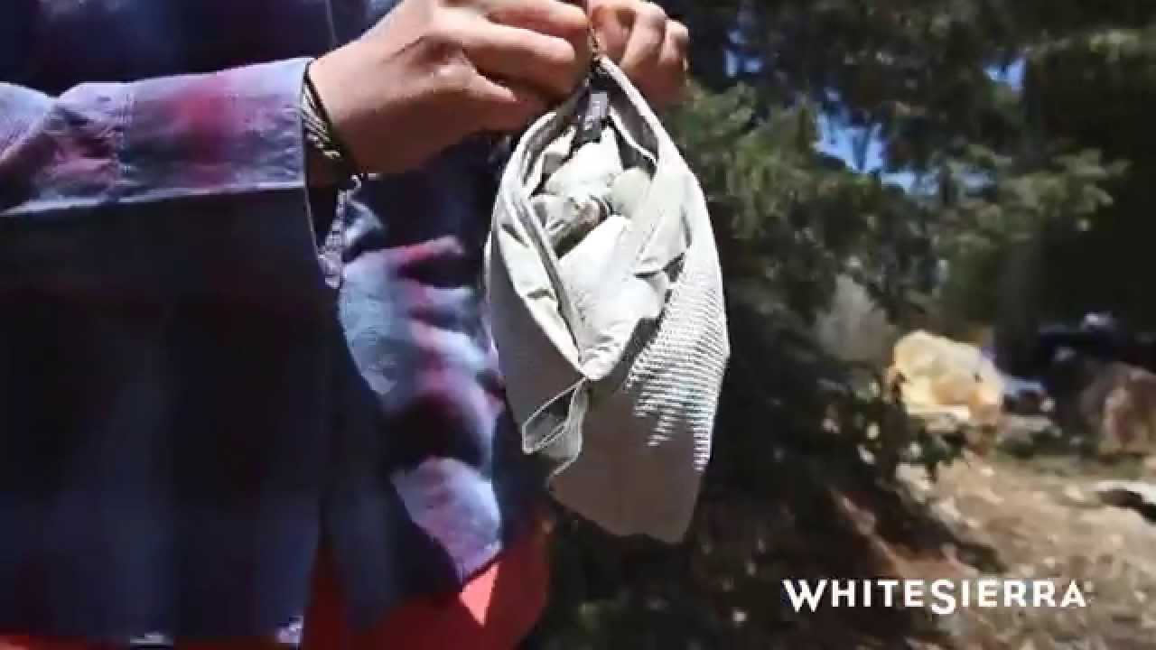 1a65ce3f55 White Sierra Trabagon Jacket - YouTube