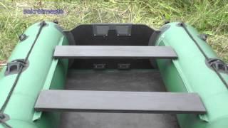 видео Надувные лодки ПВХ под мотор: как выбрать и рейтинг с ценами