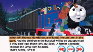 Midnight Ride Of Thomas The Tank Engine