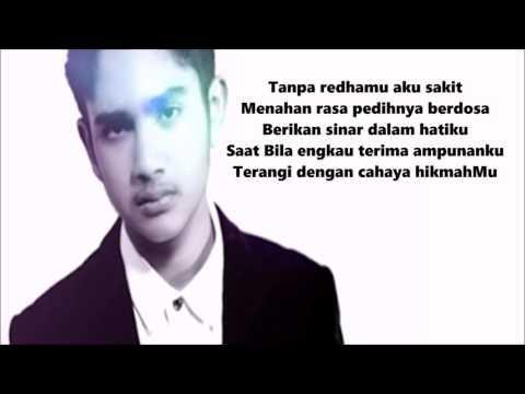Irfan Haris - Redha (lyrics)