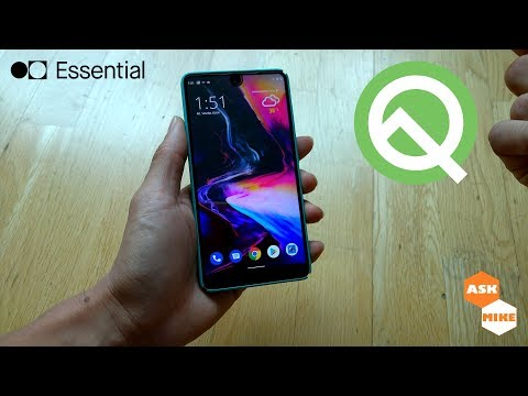 Essential Phone PH-1 Android Q Beta 4 Review