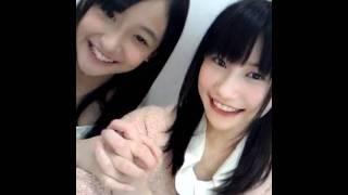 HKT48 江藤彩也香(さあやん)、谷口愛理(あいりん) [元記事] https:/...