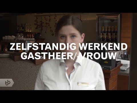 Zelfstandig werkend gastheer/-vrouw (SBB)