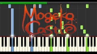 Mogeko Castle - Music Box 1 (Piano Tutorial, Synthesia)