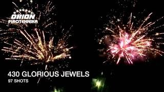 430 GLORIOUS JEWELS 2016 - ORION PIROTEHNIKA