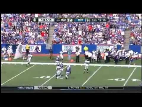 Buffalo Bills vs Baltimore Ravens 2013 Week 4 FULL GAME