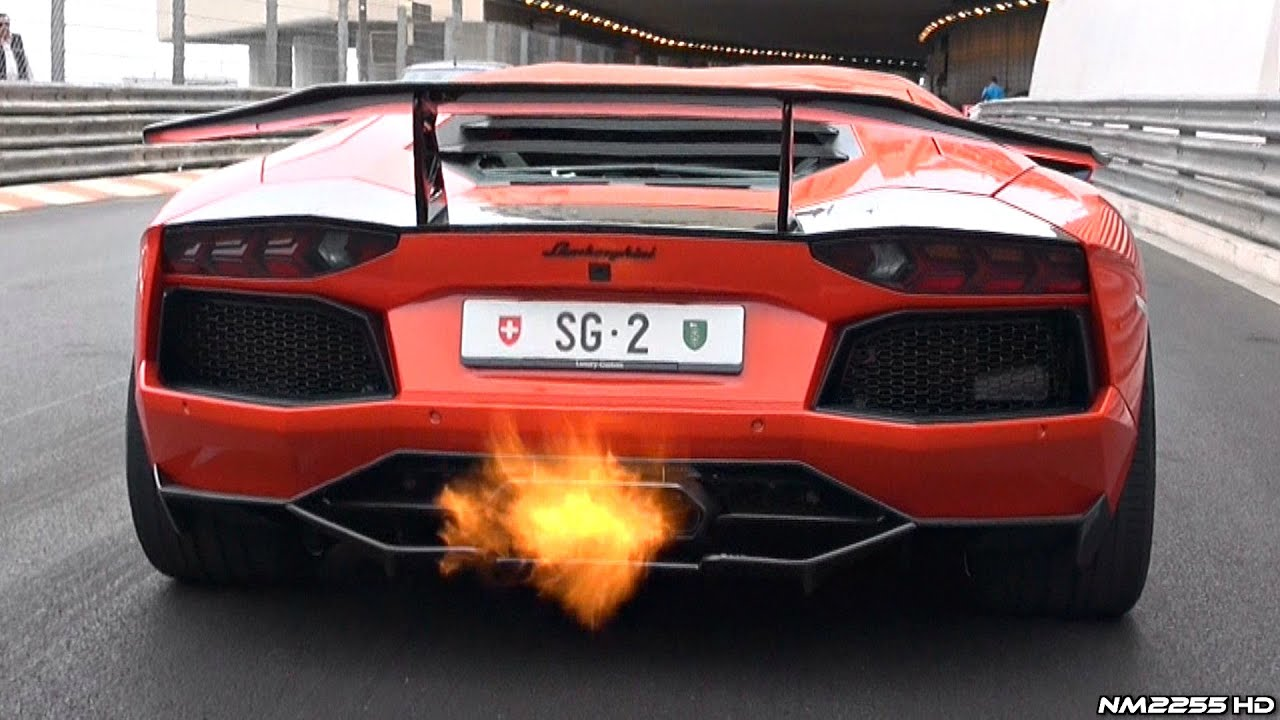 Ultimate Supercar Sounds Of Of Pure Engine Sounds