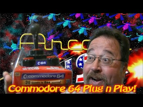 C64 Plug N Play by Mammoth Toys!