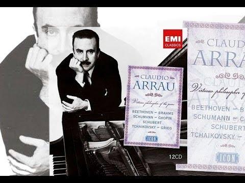 Claudio arrau 12 études op 25 2007 digital remaster no 2 in f minor