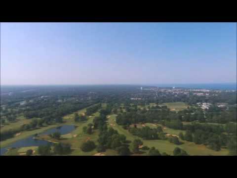Drone Flight Highland Park,IL   Part 2