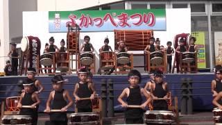 第40回 よかっぺまつり ~多賀さくら保育園 <太鼓演舞> KIDS Taiko<Japanese drum> thumbnail