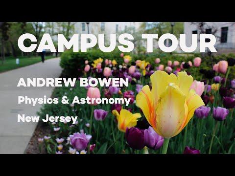 Northwestern University Campus Tour: Andrew Bowen