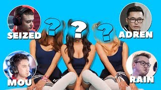 КОМУ ДАДУТ ШКОЛЬНИЦЫ 3?: AdreN, Mou, SEIZED, ВОЛЫНА, automatic...