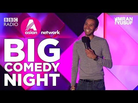 Imran Yusuf - BBC Asian Network's Big Comedy Night 2014 (FULL)