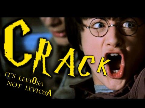 HARRY POTTER CRACK