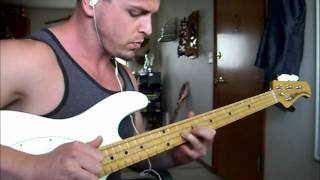 Kajagoogoo - Too Shy BASS cover by Luke Jaeger