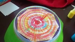 CraZart Spinning Art set Review