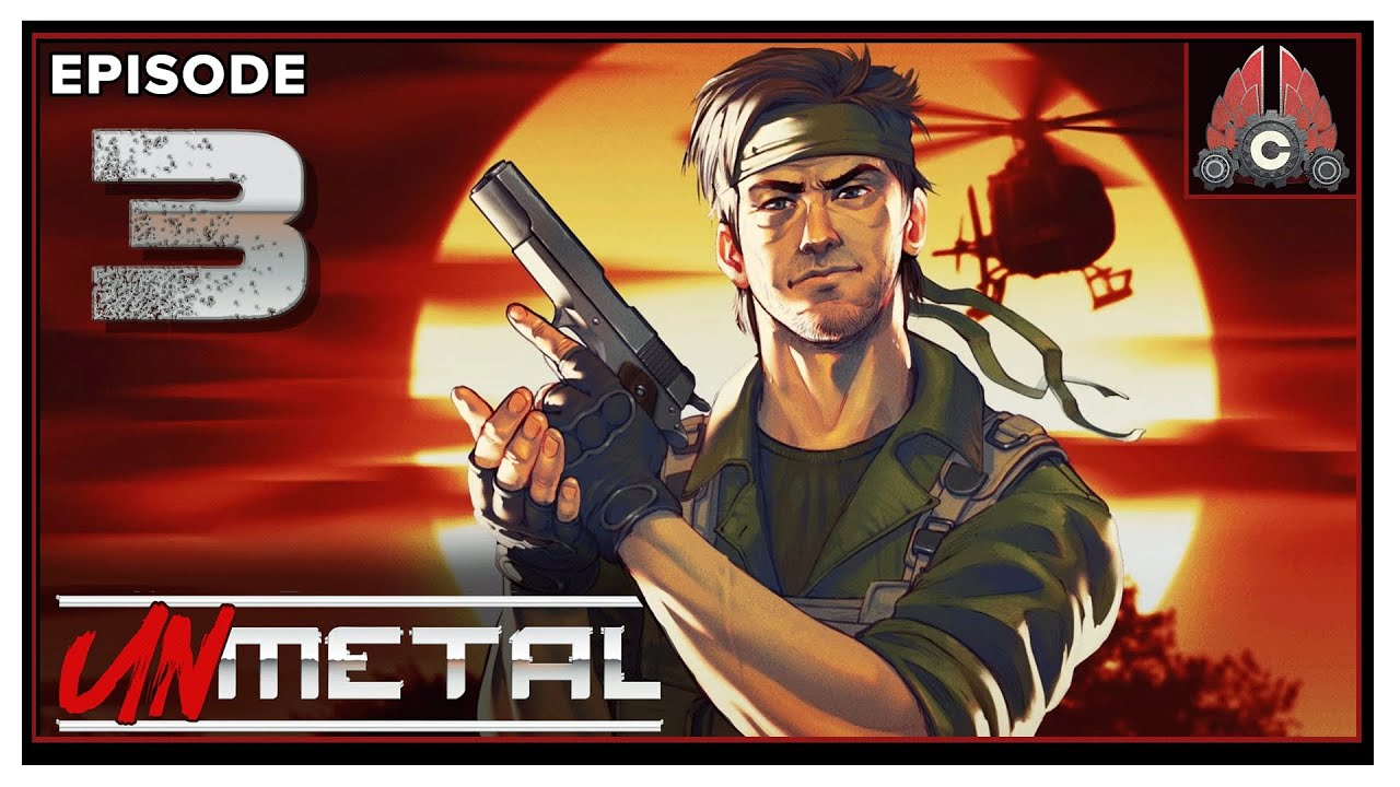 CohhCarnage Plays UnMetal (Thanks For The Key @unepic_fran!) - Episode 3