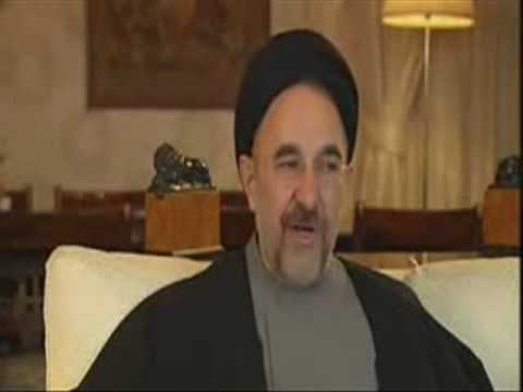 Mohammad Khatami Interview talks in Melbourne, Australia. March 2009