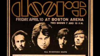 The Doors -You Make Me Real - Live in Boston 1970