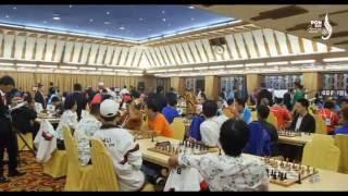 Pertandingan PON XIX 2016: Cabang Olahraga Catur