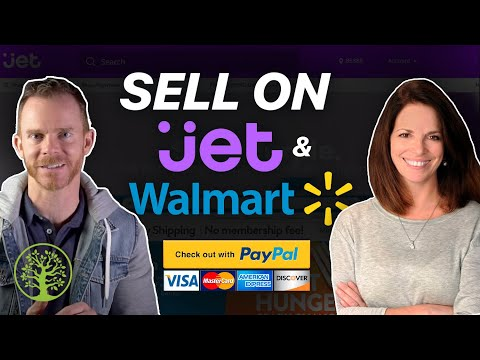 How to sell on Jet and Walmart: Live Interview with Barabara Boschen!